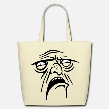 Panic panic - Eco-Friendly Cotton Tote