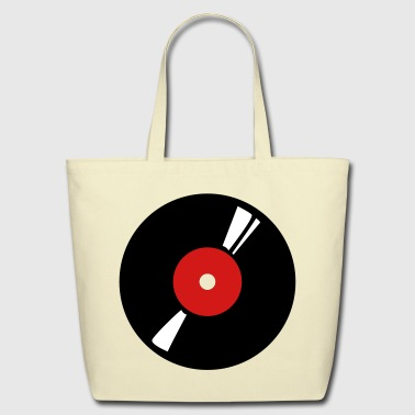 record - Eco-Friendly Cotton Tote