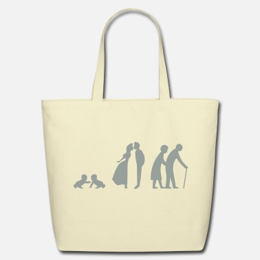 Couples COUPLES - Eco-Friendly Cotton Tote