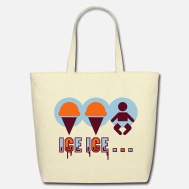 Ice Ice Ice... - Eco-Friendly Cotton Tote