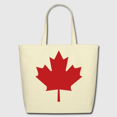 Maple Leaf - Eco-Friendly Cotton Tote