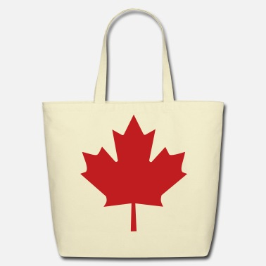 Maple Leaf Maple Leaf - Eco-Friendly Cotton Tote