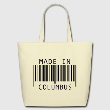 Made in Columbus - Eco-Friendly Cotton Tote