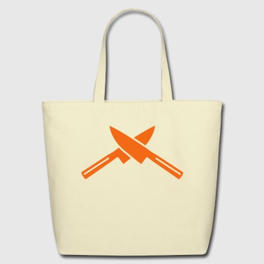 Knife - Eco-Friendly Cotton Tote