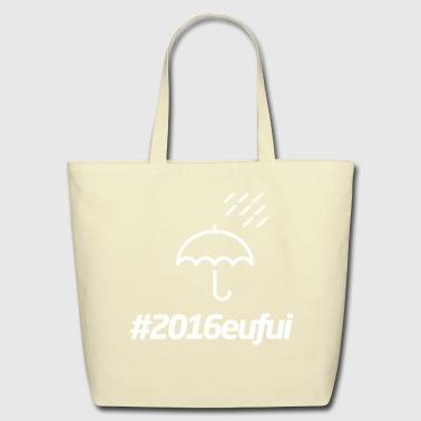 2016 Eu Fui - Eco-Friendly Cotton Tote