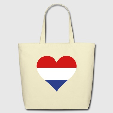 A Heart For Paraguay - Eco-Friendly Cotton Tote