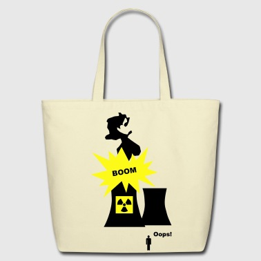 Nuclear Energy - Eco-Friendly Cotton Tote