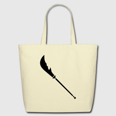 Sword - Martial Arts - Eco-Friendly Cotton Tote
