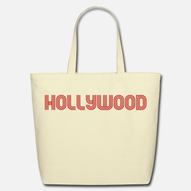 Hollywood Hollywood - Eco-Friendly Cotton Tote