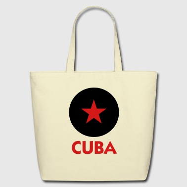 A star for Cuba - Eco-Friendly Cotton Tote