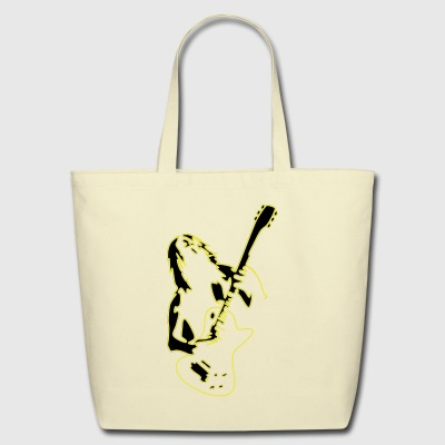 Rock and roll - Eco-Friendly Cotton Tote