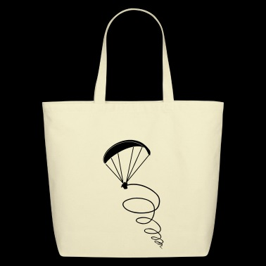 thermik paragliding - Eco-Friendly Cotton Tote
