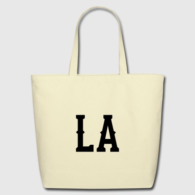 Los Angeles - Eco-Friendly Cotton Tote