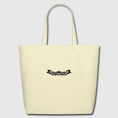 ORNAMENT TATTOO - Eco-Friendly Cotton Tote