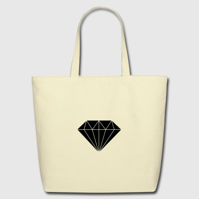 Diamond - Eco-Friendly Cotton Tote