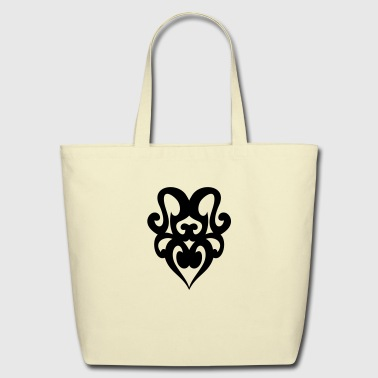 ORNAMENT 8 - Eco-Friendly Cotton Tote
