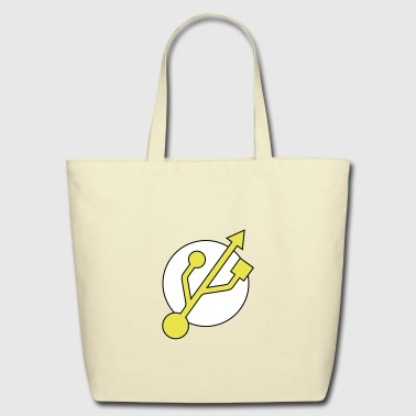 The memory Flash - Eco-Friendly Cotton Tote