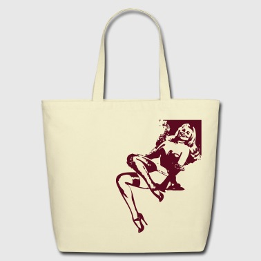 pinup - Eco-Friendly Cotton Tote