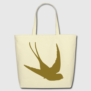 Swallow - Eco-Friendly Cotton Tote