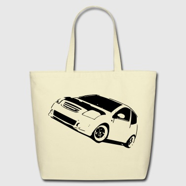 Tuning Car - Eco-Friendly Cotton Tote