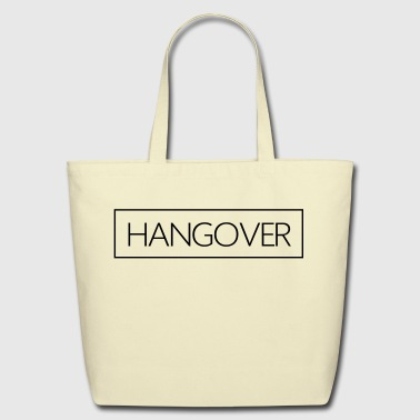 Hangover - Eco-Friendly Cotton Tote