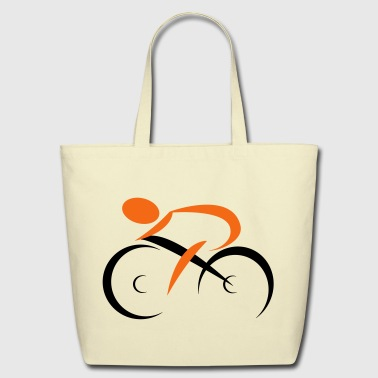cycling - Eco-Friendly Cotton Tote