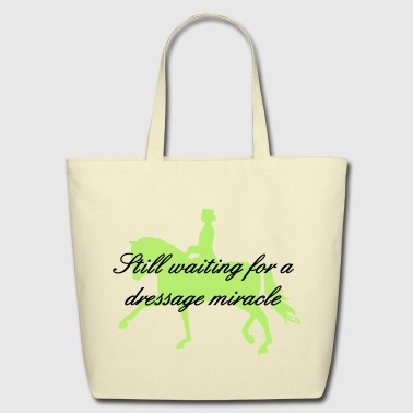dressage - Eco-Friendly Cotton Tote