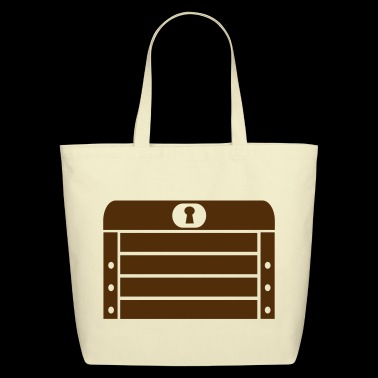 treasure - Eco-Friendly Cotton Tote