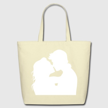 A Pair Of Lovers - Eco-Friendly Cotton Tote