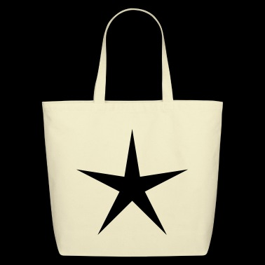 Super star - Eco-Friendly Cotton Tote