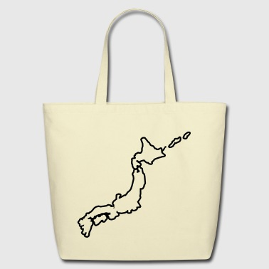 Japan - japanese - Eco-Friendly Cotton Tote