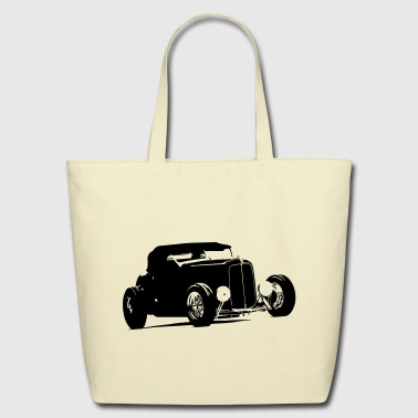 32 ford - Eco-Friendly Cotton Tote