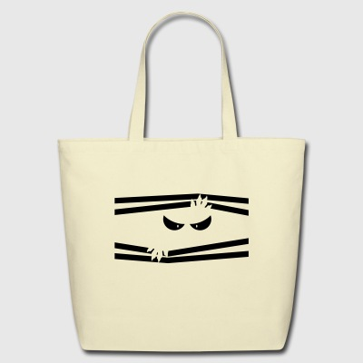 monster - Eco-Friendly Cotton Tote