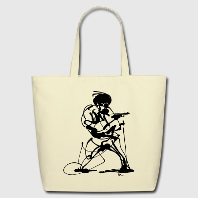 ink-man - Eco-Friendly Cotton Tote