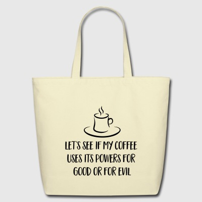 coffee - Eco-Friendly Cotton Tote