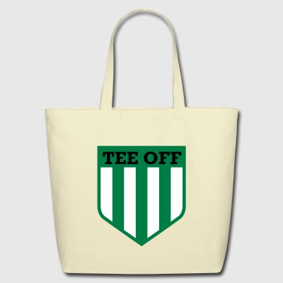 golf - Eco-Friendly Cotton Tote