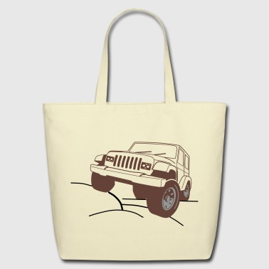 Jeep - Eco-Friendly Cotton Tote