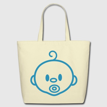 Baby - Eco-Friendly Cotton Tote