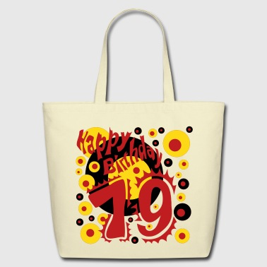 19 Years Birthday T-Shirt - Eco-Friendly Cotton Tote