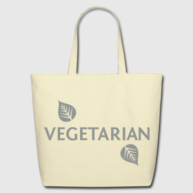 Vegetarian - Eco-Friendly Cotton Tote