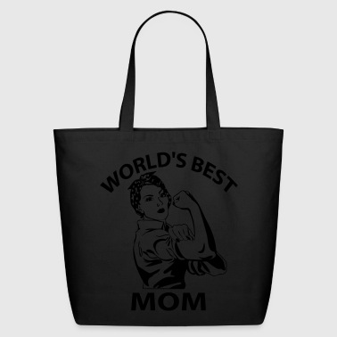 worlds best - Eco-Friendly Cotton Tote