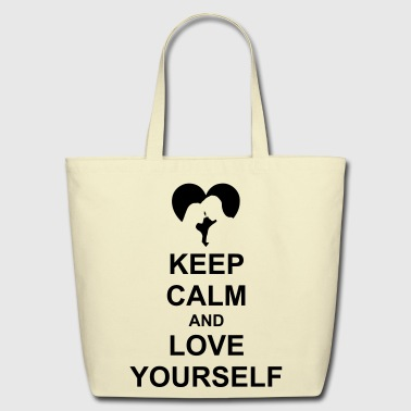 Love - Eco-Friendly Cotton Tote