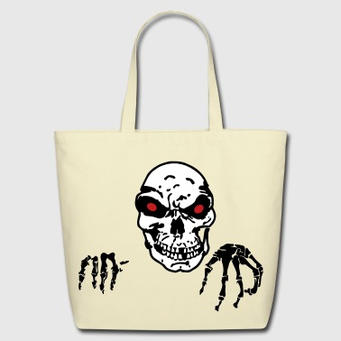 Skeleton - Eco-Friendly Cotton Tote