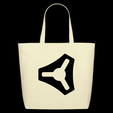 Plain Logo - Eco-Friendly Cotton Tote