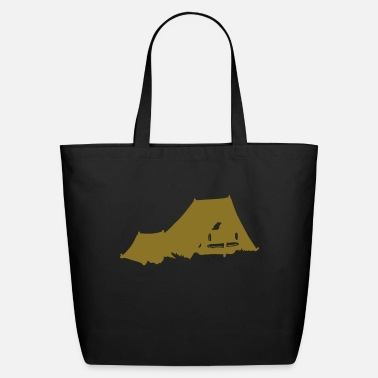 Tent Tents - Eco-Friendly Tote Bag