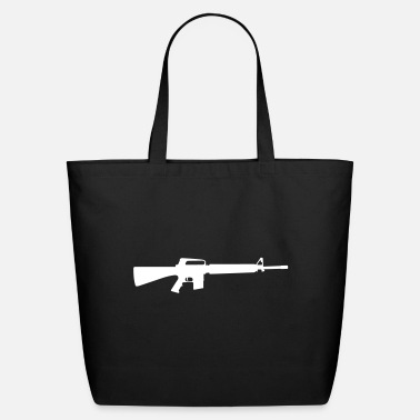 Assault Rifle Assault Rifle - Eco-Friendly Tote Bag