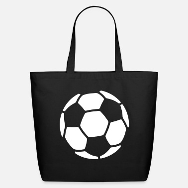 Soccer Ball SOCCER BALL - Eco-Friendly Tote Bag