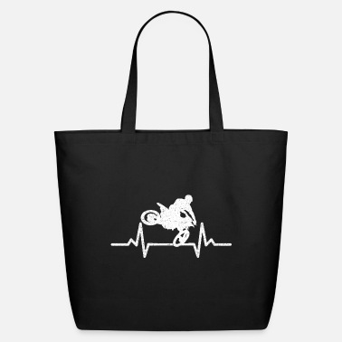 Motorcycle Motorcycle - Eco-Friendly Tote Bag