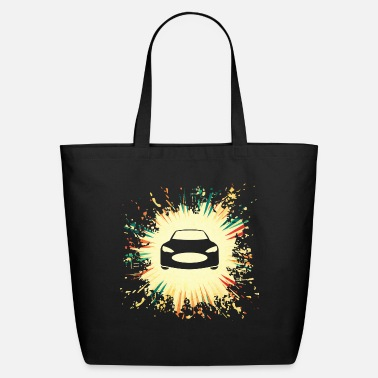Sports Car sports car - Eco-Friendly Tote Bag