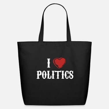 Politics POLITICS - Eco-Friendly Tote Bag